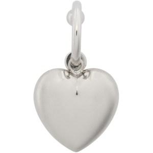 Safsafu Silver Wild Love Single Earring
