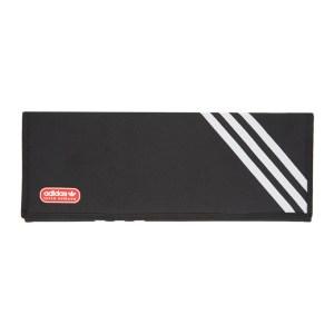 adidas LOTTA VOLKOVA Black Trefoil 3 Fold Clutch