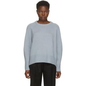 arch4 Blue Cashmere Bredin Crewneck Sweater
