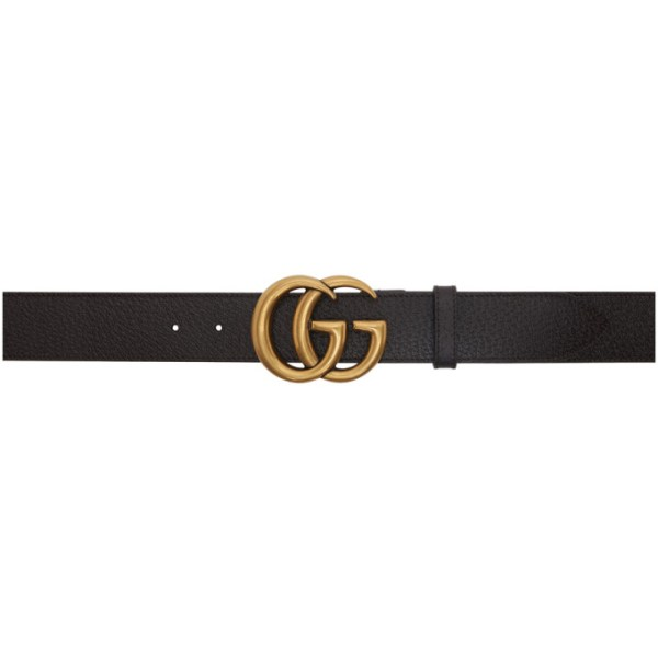 Gucci Brown GG Marmont Belt