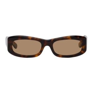 Port Tanger Tortoiseshell Saudade Sunglasses