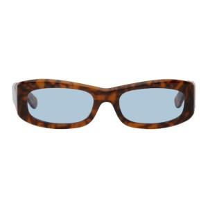 Port Tanger Tortoiseshell Tangerine Sunglasses