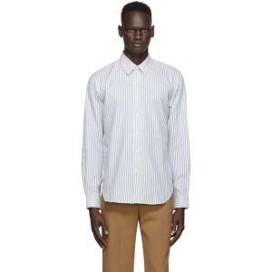 Sunflower Blue and White Dan Shirt