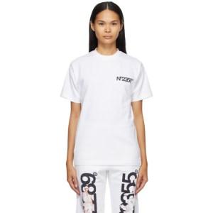 The DSA White NO2355 T-Shirt