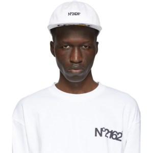 The DSA White No. 2424 Cap