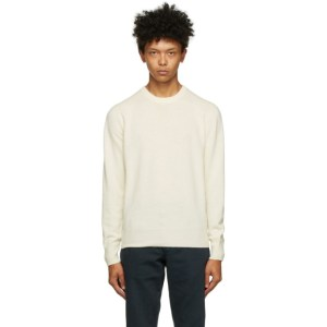 DOPPIAA Off-White Wool Appio Sweater