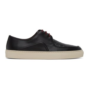 Human Recreational Services Black Belmont Sneakers