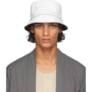 Visvim White Dome Flap Hat