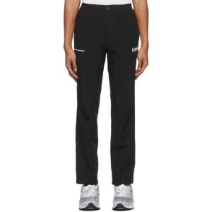 Colmar by White Mountaineering Black Logo Lounge Pants