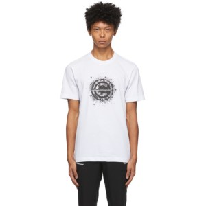 Colmar by White Mountaineering White Logo T-Shirt