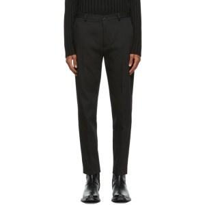 Sefr Black Harvey Trousers