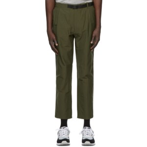 Goldwin Green One Tuck Trousers