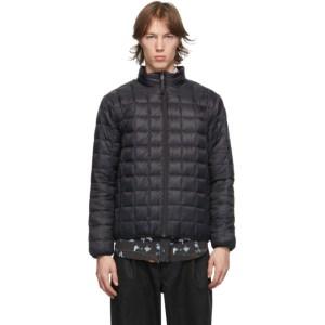 TAION Reversible Black Down Mountain Jacket