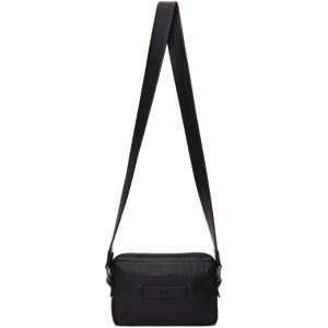 Fear of God Ermenegildo Zegna Black Mini Messenger Bag