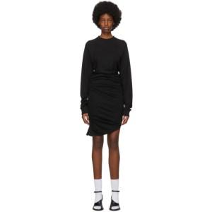 Lourdes Black Timbuktu Dress