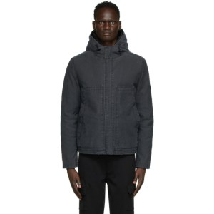 Yves Salomon - Army Navy Down and Shearling Jacket