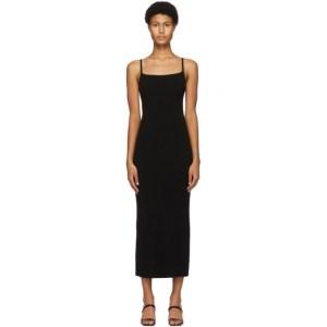 DRAE SSENSE Exclusive Black Sleeveless Dress