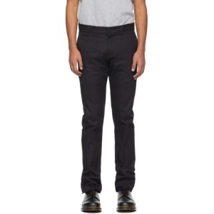 Naked and Famous Denim Indigo Twill Stretch Jeans