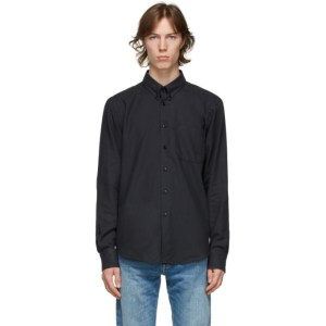 Naked and Famous Denim Black Easy Shirt