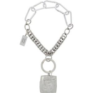 Chopova Lowena Silver Zillertal Necklace