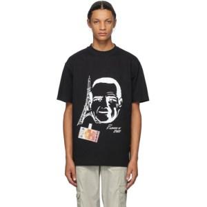Georges Wendell SSENSE Exclusive Black Reborn In 2020 T-Shirt