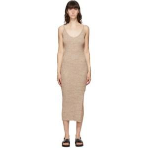 Anna Quan Beige Nash Dress