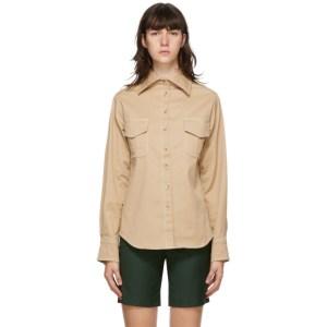 Anna Quan Tan Stefano Shirt