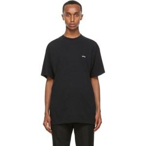Haider Ackermann Black Move Me T-Shirt