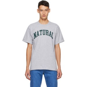Museum of Peace and Quiet Grey Natural T-Shirt