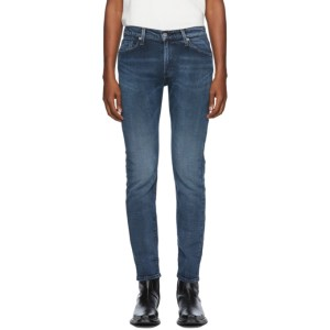 Levis Made and Crafted Blue 511 Slim Jeans