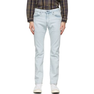 Levis Made and Crafted Blue 511 Jeans