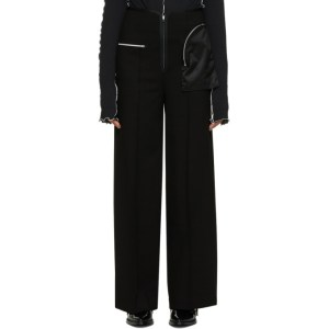 Toga Black Wide Trousers