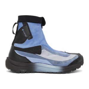 11 by Boris Bidjan Saberi Blue Salomon Edition High Bamba 2 Sneakers