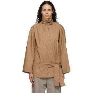 Lemaire Tan Vareuse Jacket