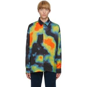 Etudes Multicolor Illusion Heatmap Shirt