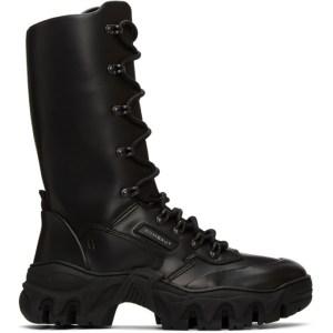 Rombaut Black Boccaccio II Bouncer High Apple Boots