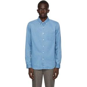 Harmony Blue Denim Celestin Shirt