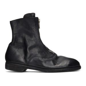 Guidi Black 210 Boots