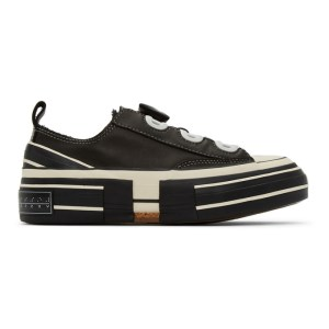 Ys Off-White xVessel Edition Canvas Sneakers
