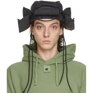 Craig Green Black Fold Hat