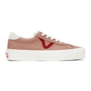Vans Red OG Epoch LX Sneakers