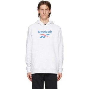 Reebok Classics Grey Vector Hoodie