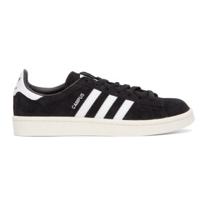 adidas Originals Black Campus Sneakers
