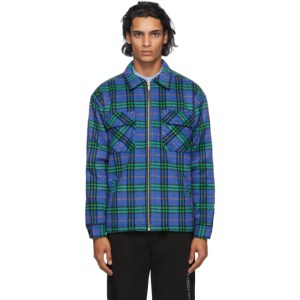 Noon Goons SSENSE Exclusive Blue Jonesy Jacket