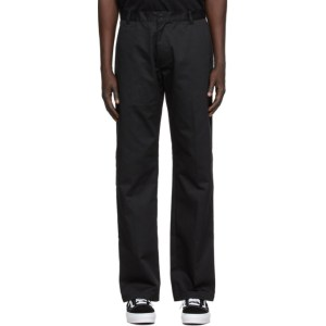 Noon Goons Black No Doubt Trousers