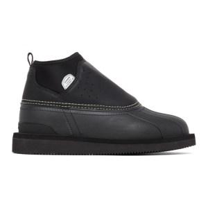 Suicoke Black BEE-Wpab Boots