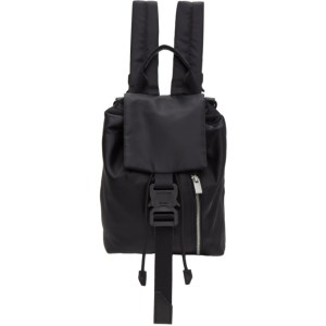 1017 ALYX 9SM Black Small Tank Backpack
