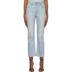 Victoria Victoria Beckham Blue Cali Jeans