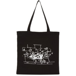 Perks and Mini Black Up Rising Tote