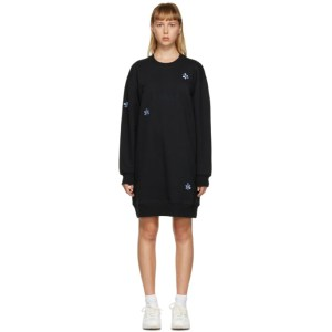 Perks and Mini Black Under Underground Sweater Dress